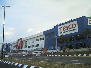 Tesco Taiping